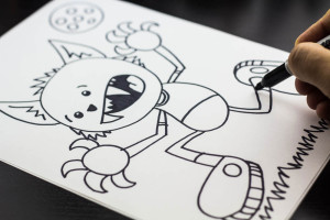 art-for-kids-how-to-draw-a-werewolf